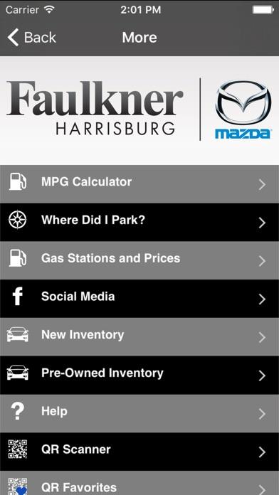 Faulkner Mazda Harrisburg By MobileAppsPRN (iOS, United States)   SearchMan  App Data U0026 Information