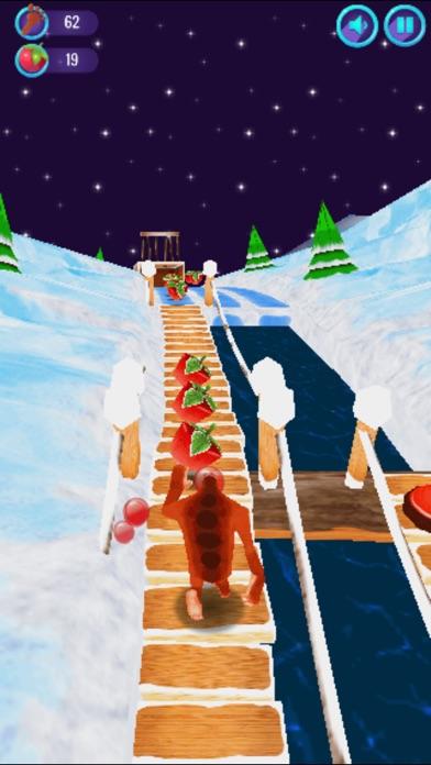 Frozen Ice Road Dash