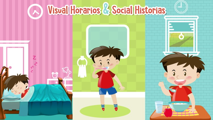 Visual Schedule & Social Story