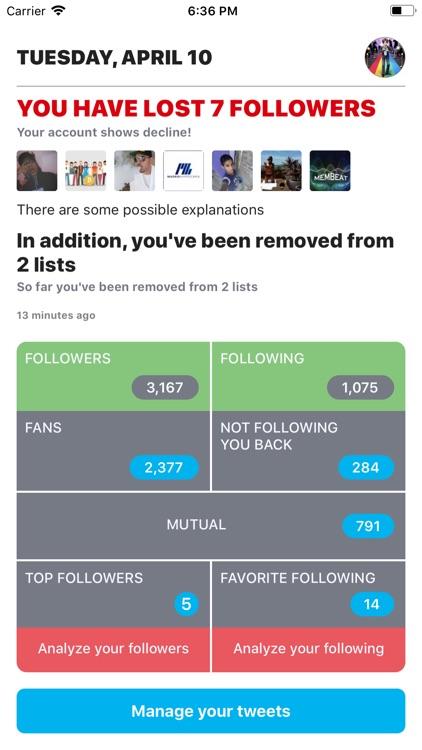 Dolphi for Twitter screenshot-5