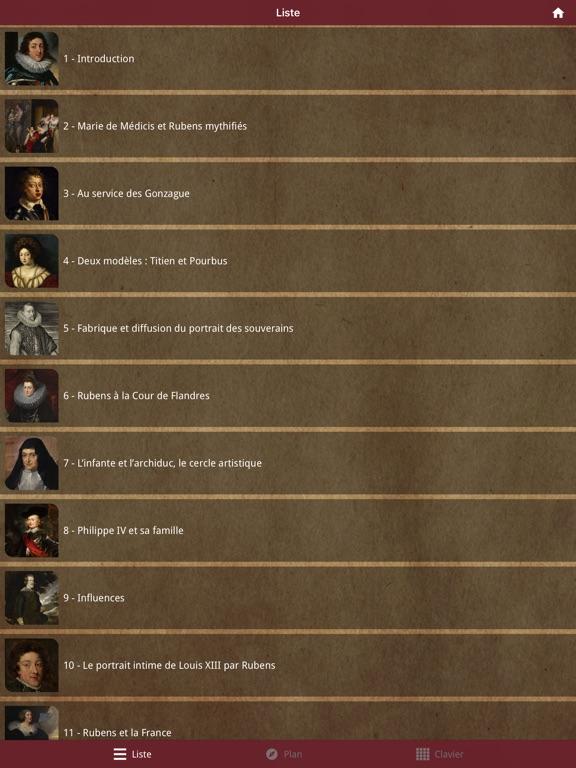 Rubens. Portraits princiers screenshot 5