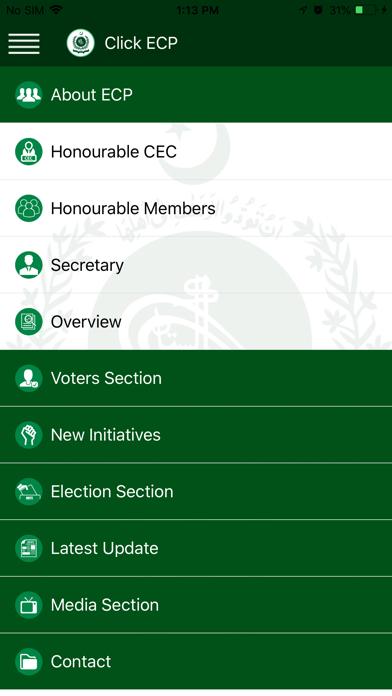 Click ECP 2018 screenshot two