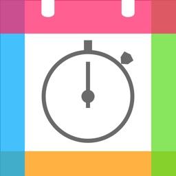 LogCalendar - Time Tracker, Recording to Calendar