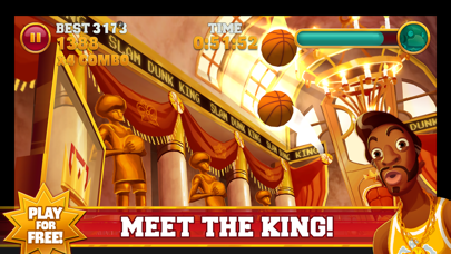 Slam Dunk King screenshot four