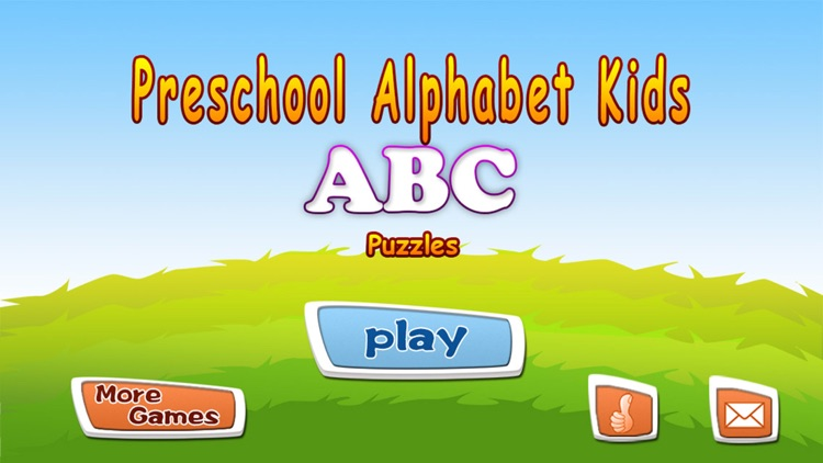 Alphabet ABC jigsaw flash card screenshot-3