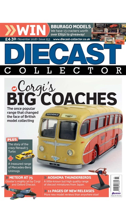 Diecast Collector