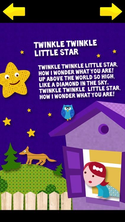 Nursery Rhymes: Volume 1 screenshot-3