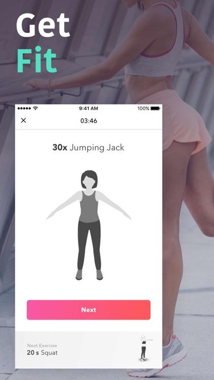 Weight Loss Workout For Women screenshot-3