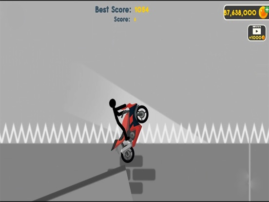 Stickman crash : ragdoll на iPad