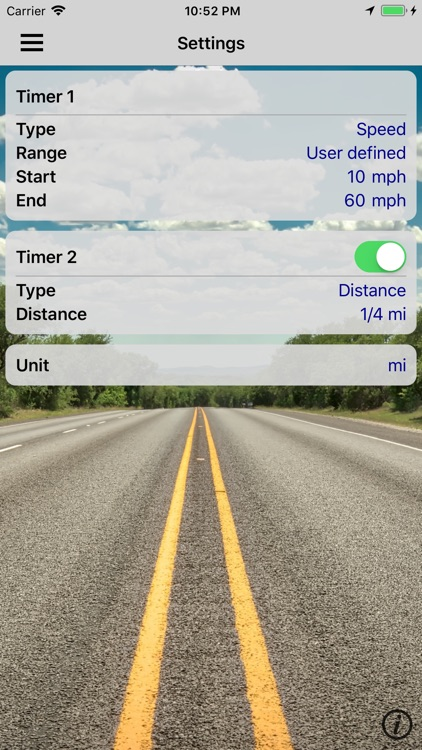 GPS Race Timer screenshot-3