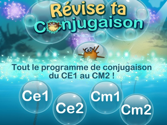 Révise ta conjugaison LTのおすすめ画像1