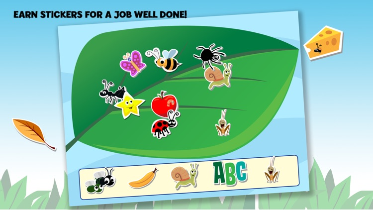 Brainy Bugs: Preschool Games screenshot-3
