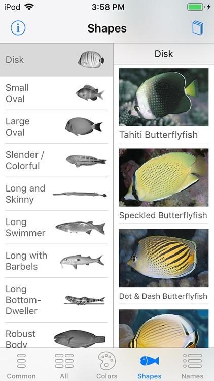 Tetiaroa Fish Guide screenshot-4