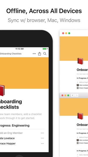 Notion - Notes, Tasks, Wikis on the App Store