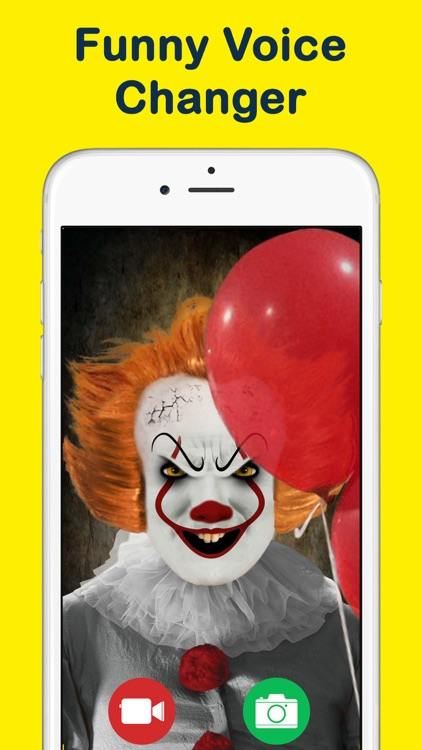 Crazy Helium Funny Face App screenshot-1