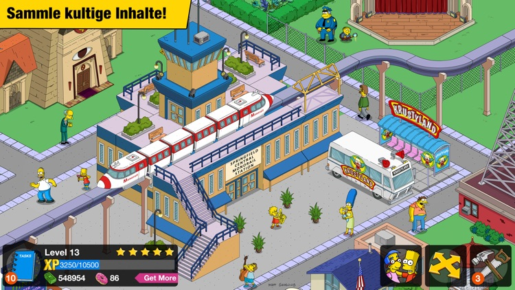 Die Simpsons™: Springfield screenshot-3