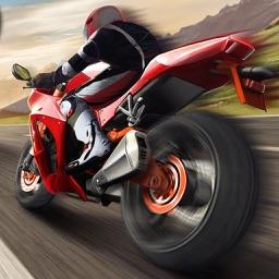 公路骑手:暴力竞速摩托游戏