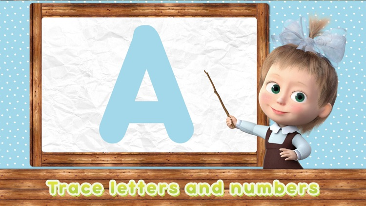 A Day with Masha and the Bear screenshot-5