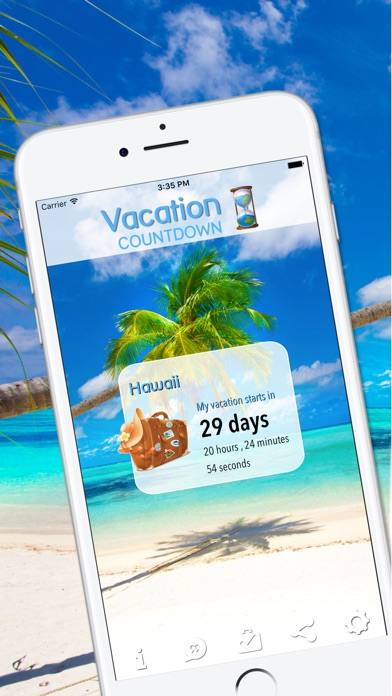 Download Vacation Countdown App for Pc