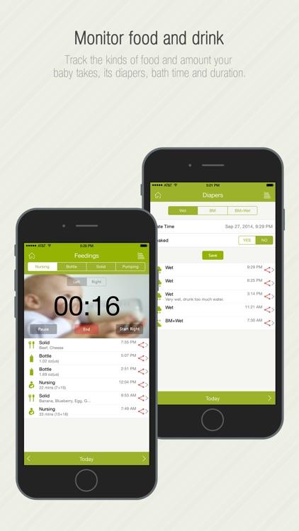 Babycare Tracker Pro