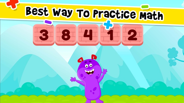 Addition & Subtraction Kids K2 screenshot-9