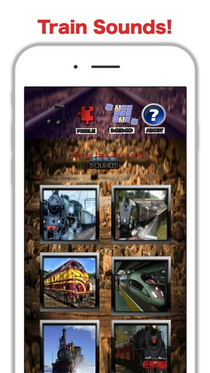 Express Train & Rail Road Game