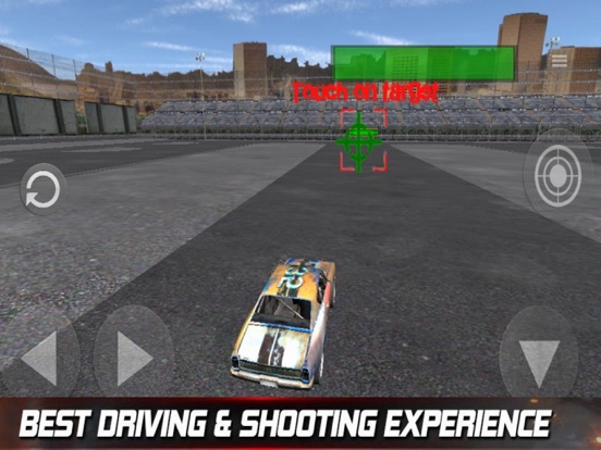 War Car - Crash Arena screenshot 4
