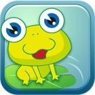 青蛙跳水 icon