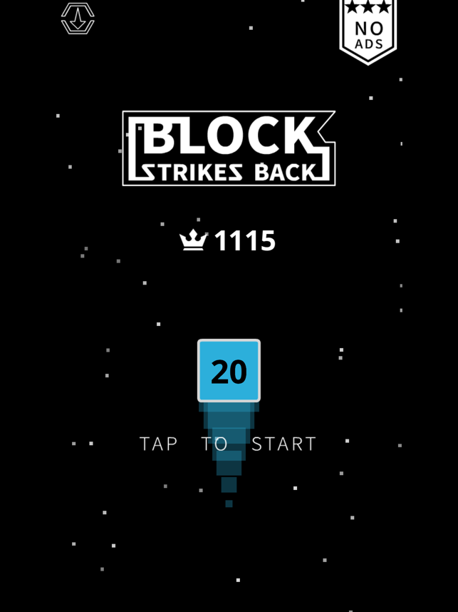 Block Strikes Back, game for IOS
