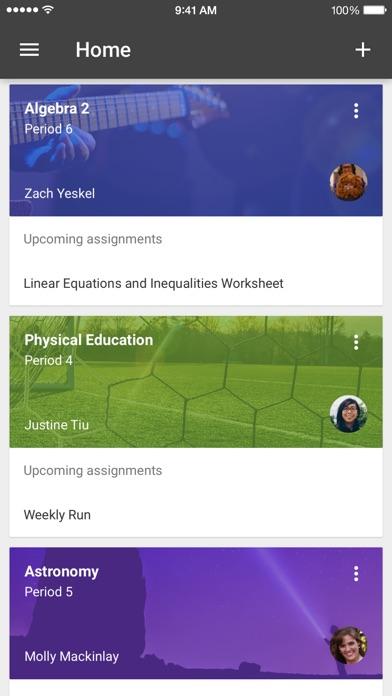 Baixar Google Classroom para Android
