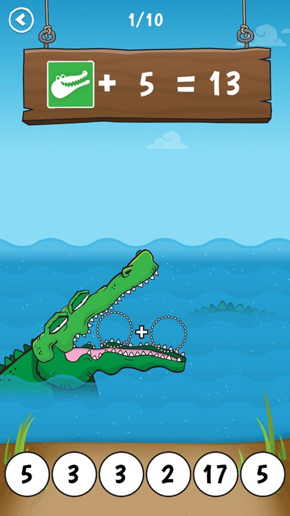 Calcugators - Addition screenshot-0