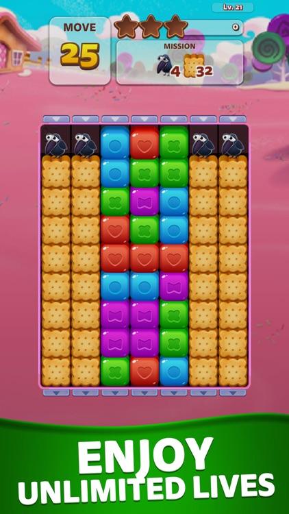 Jelly Pop Blast screenshot-5