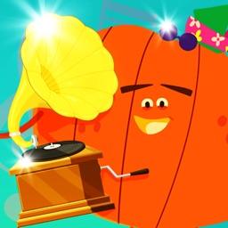 Music Store -Fruits Vs Veggies