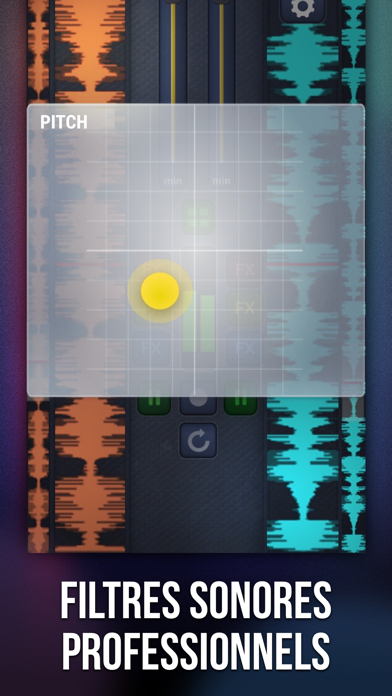 Screenshot #3 pour Remix Master - Table De Mixage