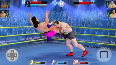 Real Wrestling Revolution 3d screenshot 4