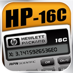 HP-16C Programmable Calculator