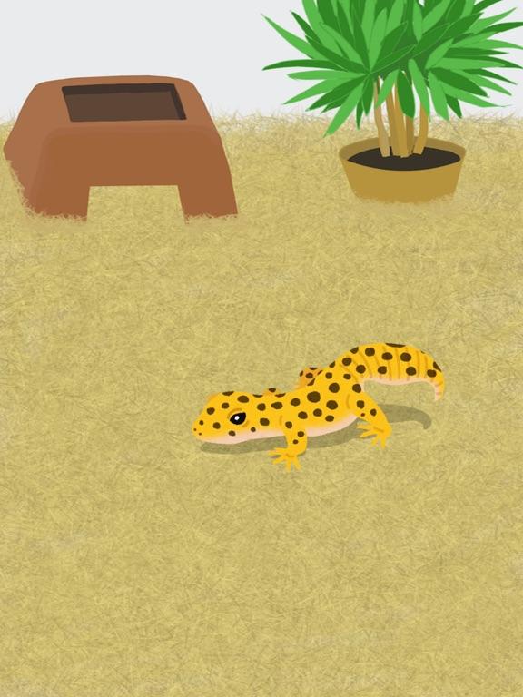 My Gecko -Virtual Pet Game- screenshot 4