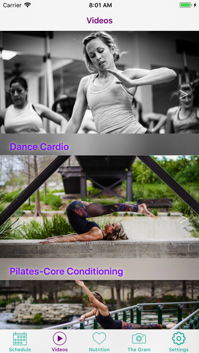 inBalance Fitness and Wellness screenshot two
