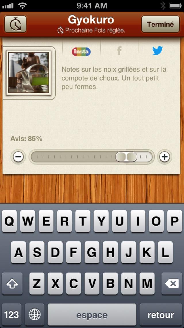 Tea pour iPhone sait maintenant parler français-capture-4