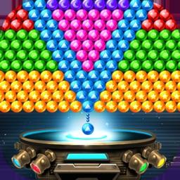 Super Power Bubble Shooter