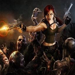 Zombie War 3D - Zombies Arena