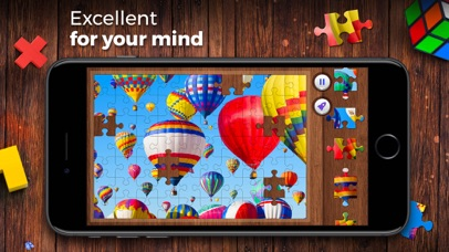 Jigsaw Puzzles for Me Screenshot