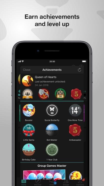 Palringo Group Messenger Chat screenshot-3