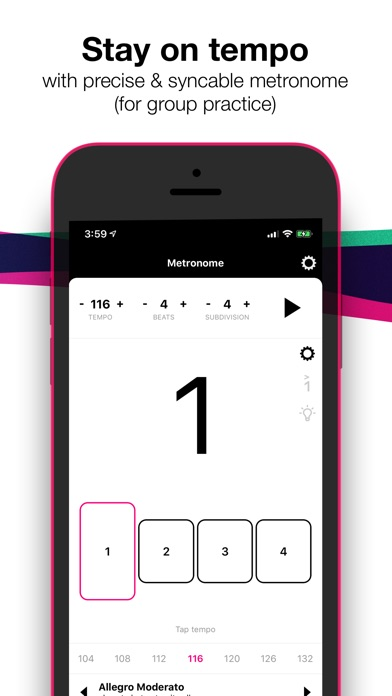 download Tunable - Music Practice Tools apps 6