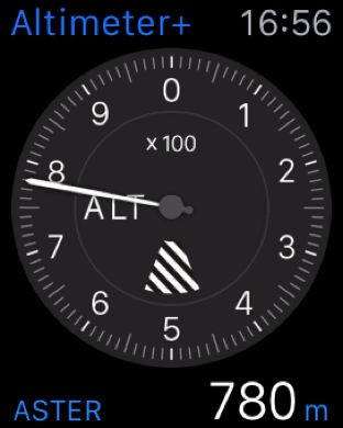 Altimeter+ Screenshot