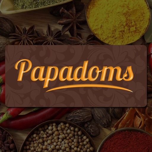 Papadoms Indian
