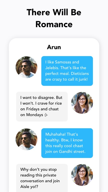Aisle — Dating App For Indians screenshot-4