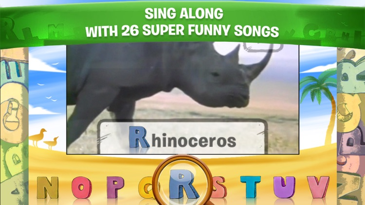 The Animal Alphabet screenshot-4