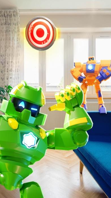 AR Robot screenshot 3