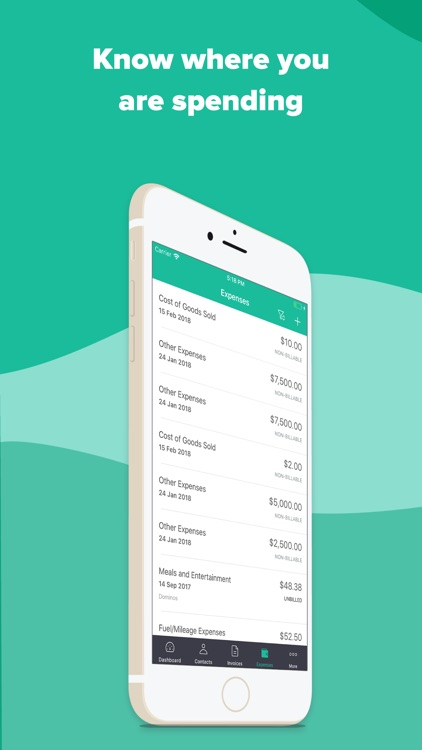 Accounting app - Zoho Books screenshot-3